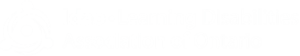 Learning Disabilities Association of Ontario logo